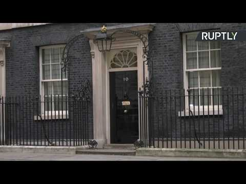 LIVE: Downing Street as May announces Cabinet reshuffle