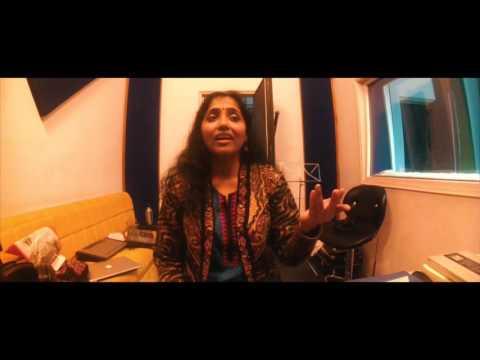 Female Indian Classical Voice | Mausumi Kundu| Raag Shivranjani @ Crypto Cipher Audio Lab