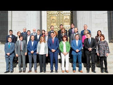 Pedro Sánchez presenta la propuesta de reforma de la Constitución del PSOE #ReformaConstitución