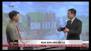 Mua bán nông sản lạ  Ai là người hưởng lợi      VTV VN