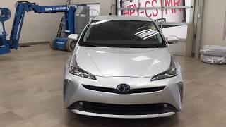2019 Toyota Prius AWD-e Review