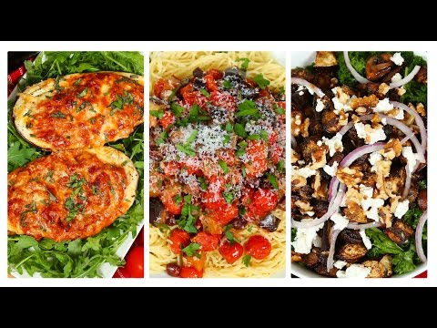 3 Delicious Eggplant Recipes | Dinner Made Easy
