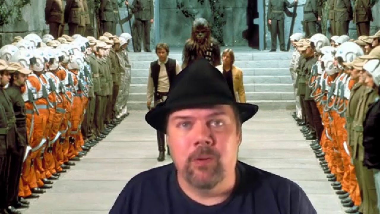 Star Wars Episode Iv A New Hope Box Office Maniacs Blu Ray Review Youtube