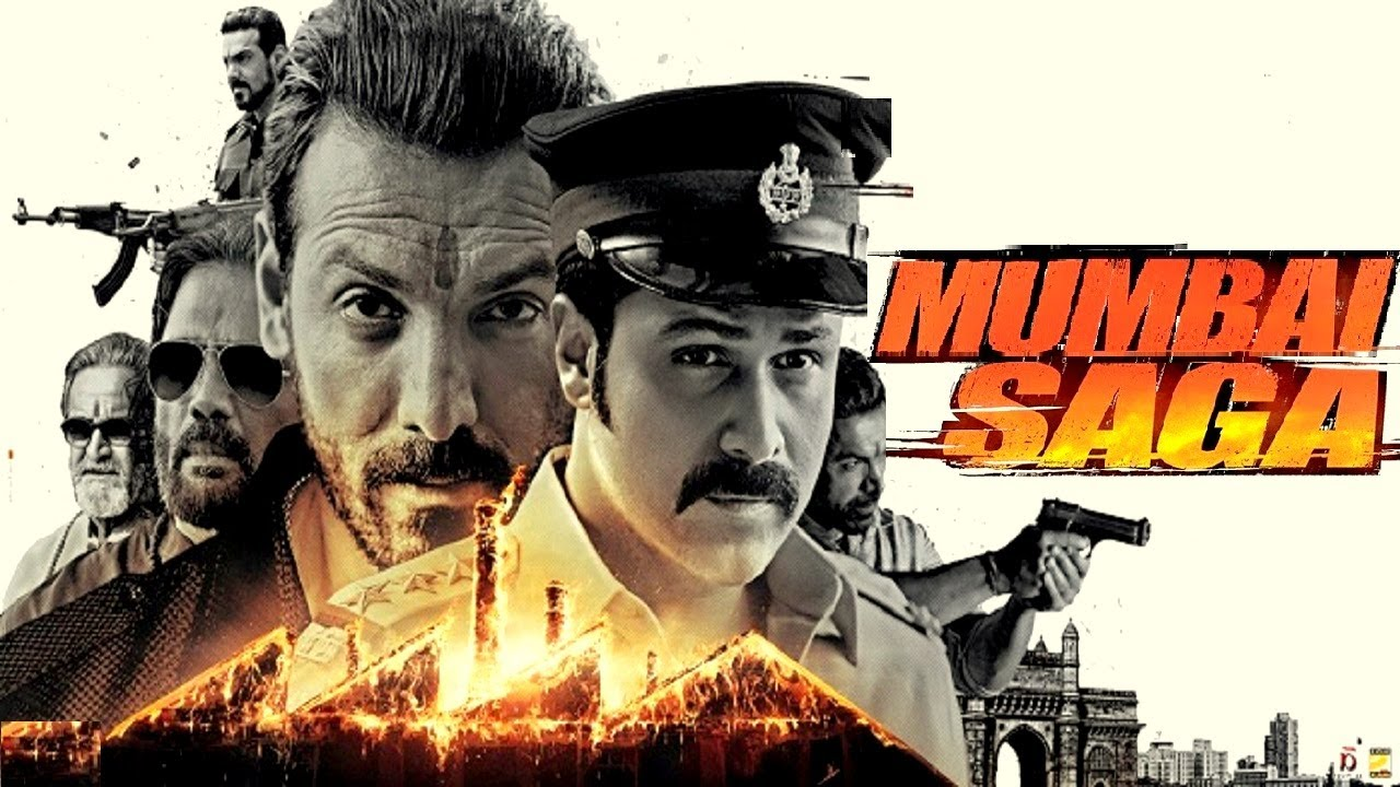 Download Mumbai Saga Full Movie Real Story Starring John Abraham, Emraan Hashmi Hindi 2021