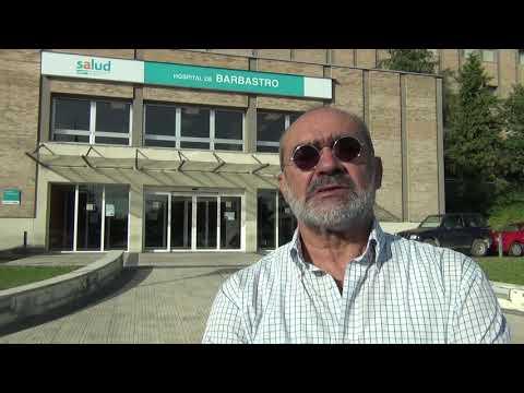 Ramón Campo, de Cambiar Barbastro denuncia la situación de Pediatría en el Hospital de Barbastro