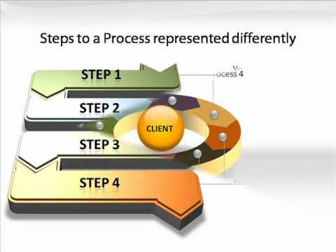 11 SmartArt Style Charts from PowerPoint CEO Pack - YouTube