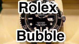 Rolex Bubble in 4k UHD