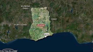 78 قتيلا على الأقل بانفجار في العاصمة الغانية أكرا     4-6-2015
