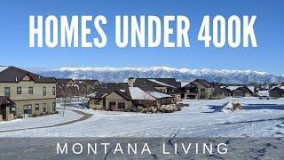 Kalispell Montana Affordable Homes 2021 - Montana Living Homes & Condos Under 400K