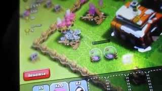 Clash of Clans Castillo del Clan y Primer Clan_Ep3