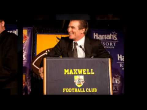 73rd Annual Maxwell Football Club Banquet