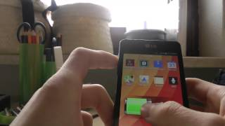 LG Optimus 3D Max Ice Cream Sandwich (ICS)/Jelly Bean(JB) Look
