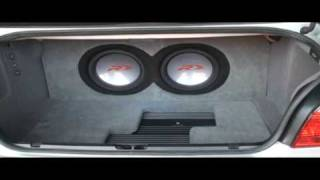 Project E39: Sound System Layout