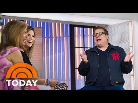 Jeff Garlin Of 'The Goldbergs' Talks His Netflix Mystery Movie 'Handsome' | TODAY