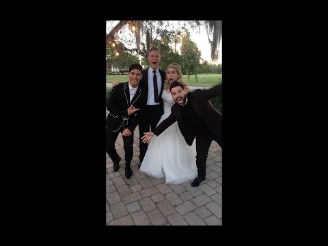 Dan + Shay  Wedding Surprise