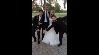 Dan + Shay - Surprise Fans At Their Wedding! Video
