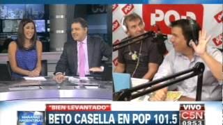 C5N - DUPLEX ENTRE MAÑANAS ARGENTINAS Y BIEN LEVANTADO