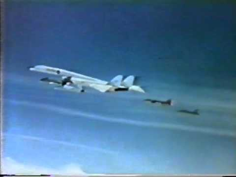 XB-70 Valkyrie Mid-air collision June 8, 1966