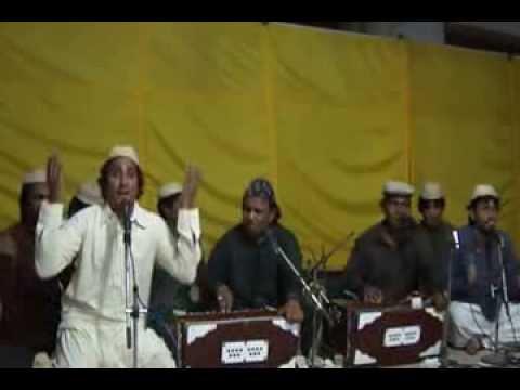 Allah Lok Qawwal  02 11 2013 DSF  Manqabat Khwaja X264