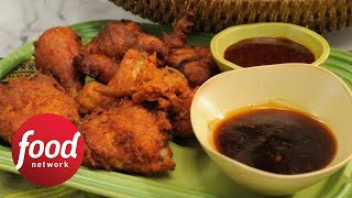 Ultimate Korean Fried Chicken | Food Network