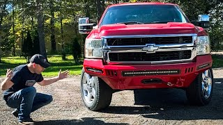 """I Tried To Break My Duramax Tie Rods On Purpose! """"Every GM Truck Owner"""""""