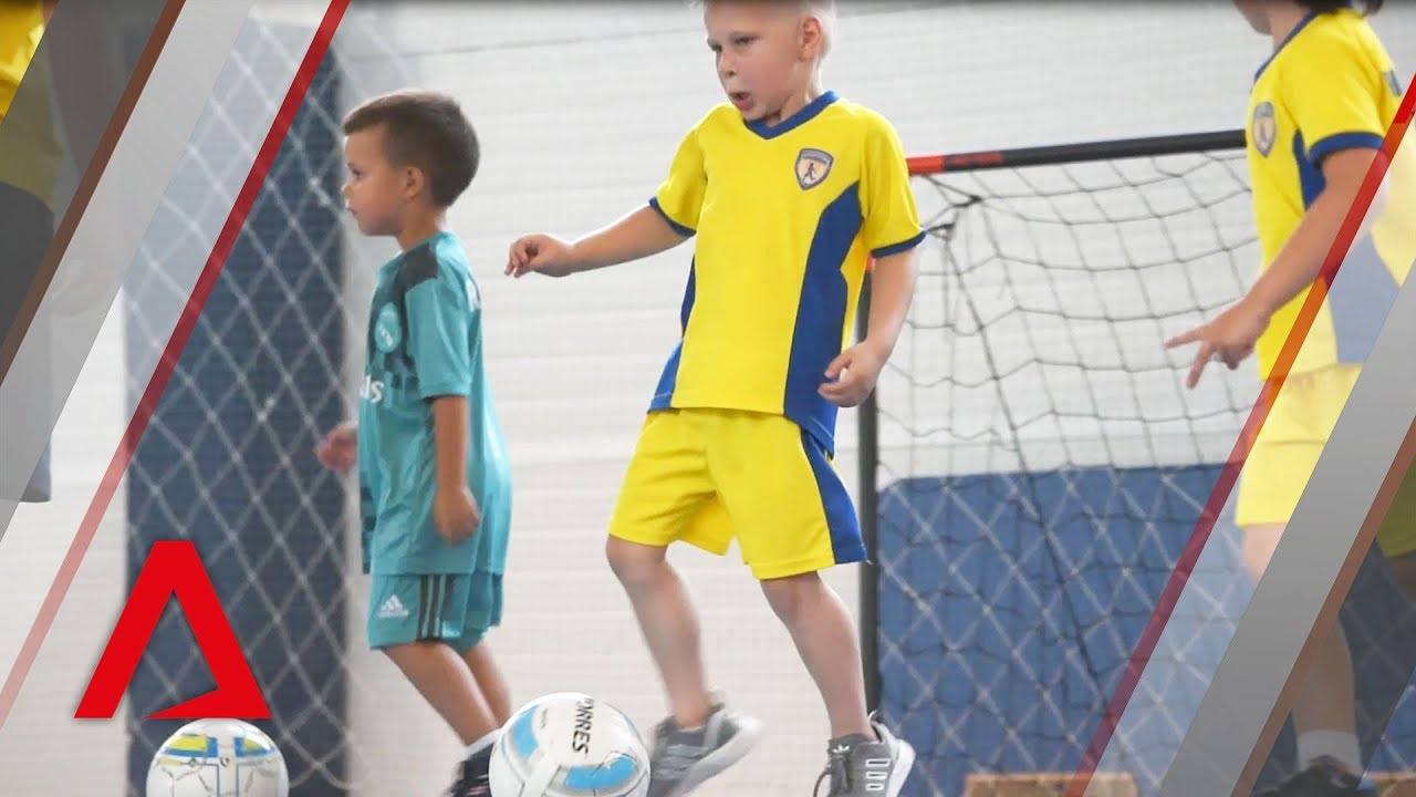 World Cup Russia: Little ones, big dreams