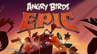Взлом Angry Birds Epic(Взлом энгри бердс эпик без рут прав)