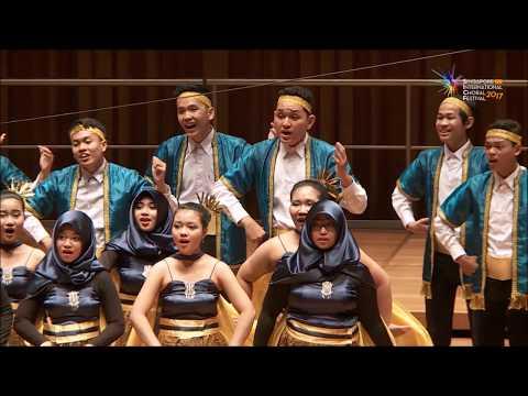 PSMT UNDIP - Luk Luk Lumbu (Budi Susanto Yohanes) | 4th Singapore International Choral Festival 2017