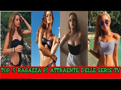 Top 5 Ragazza Più Attraente Delle Serie Tv ( Victorious, Soy Luna, Alex e co…)