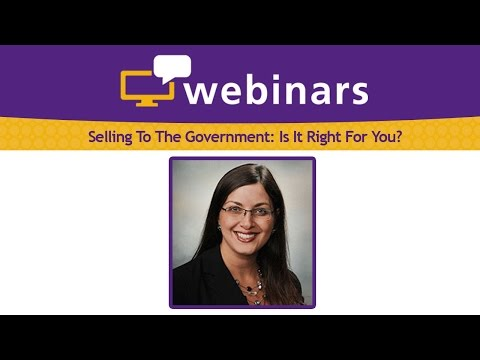 Selling To The Government: Is It Right For Your Iowa Business?
