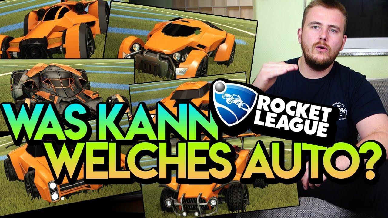 Rocket League Bestes Auto