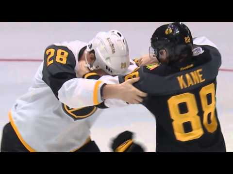 NHL Morning Catch-Up: What a night for John Scott