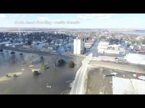 Flooding - North Bend, NE - March 15, 2019