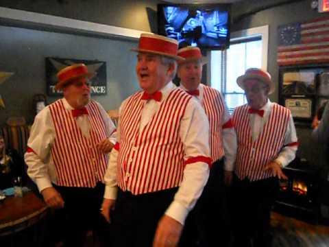 The Footlighters Barbershop Quartet - YouTube