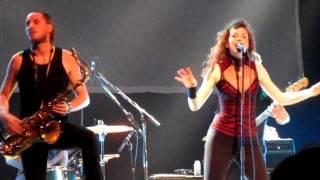 Melissa Auf der Maur - Skin Receiver (live in Montreal)