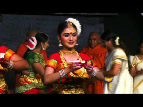 DAIVA DASAKAM (Part 2/2) Dance Form by Smt. Lissy Muraleedharan