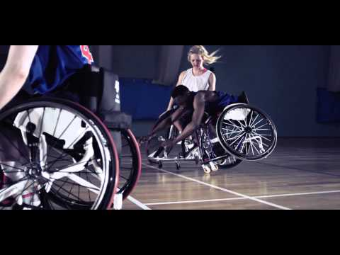 Molten Sports is delighted to support British Wheelchair Basketball with the launch of their video