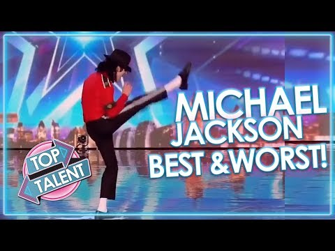 BEST and WORST of Michael Jackson! X Factor, Got Talent and