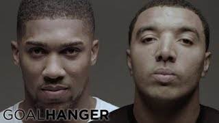 Anthony Joshua and Troy Deeney IN FULL | The Premier League Show