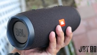 JBL Charge 3 - Unboxing & First Impressions