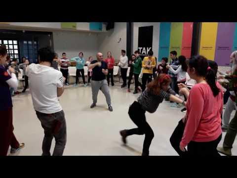 Tiyatro Atölyesi - Okan Patırer'le Pandomim Eğitimi 2