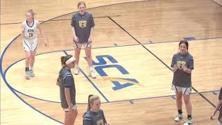 Girls Sectional Basketball   Ava vs Mt Vernon   3-10-21