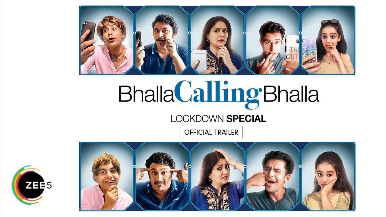 Bhalla Calling Bhalla S01 2020 Zee5 Web Series Hindi WebRip All Episodes 20mb 480p 80mb 720p 200mb 1080p