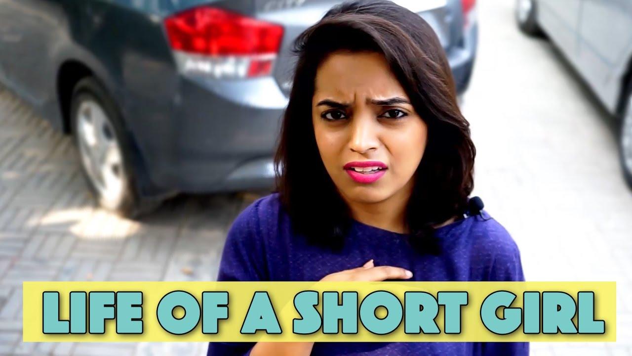 Life of a Short Girl | MangoBaaz