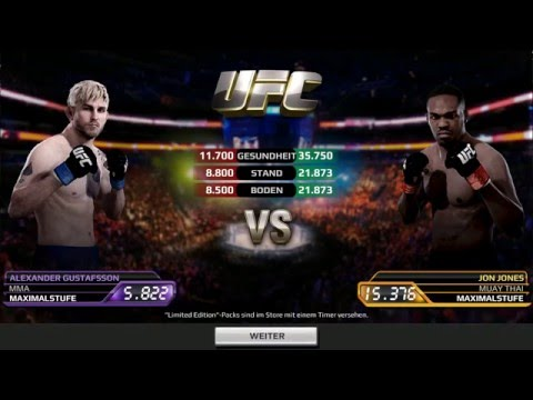 UFC Android Final Fight