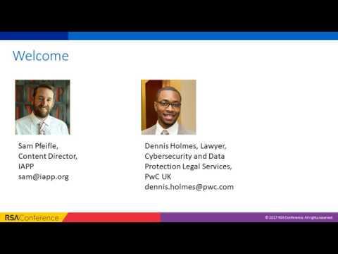 Virtual Session: Breach Notification in the GDPR Era