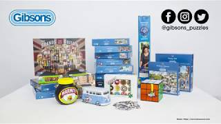 Gibsons Jigsaw Puzzle Collection