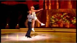(HD) Jayne Torvill & Christopher Dean - Yellow (week 11 DOI6)