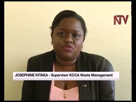 Kcca Cautions Residents Against Bad Waste Disposal Methods