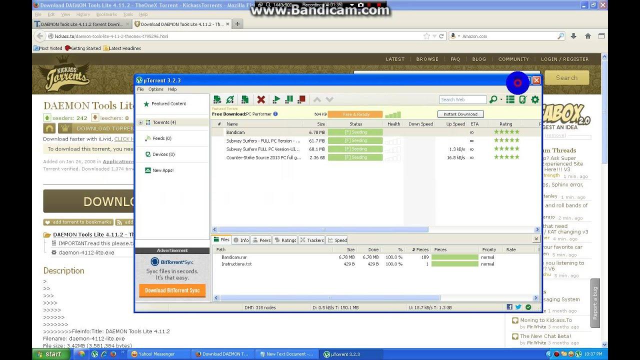 Программа daemon tools скачать бесплатно через торрент
